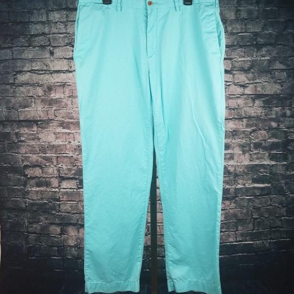 Polo by Ralph Lauren Other - Ralph Lauren Light Blue Classic Pants 36x32